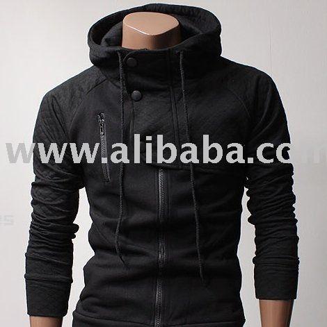 муёская высоким горлом одеяло капюшон куртки серый-Толстовки и спортивные рубашки-ID продукта:110368400-russian.alibaba.com