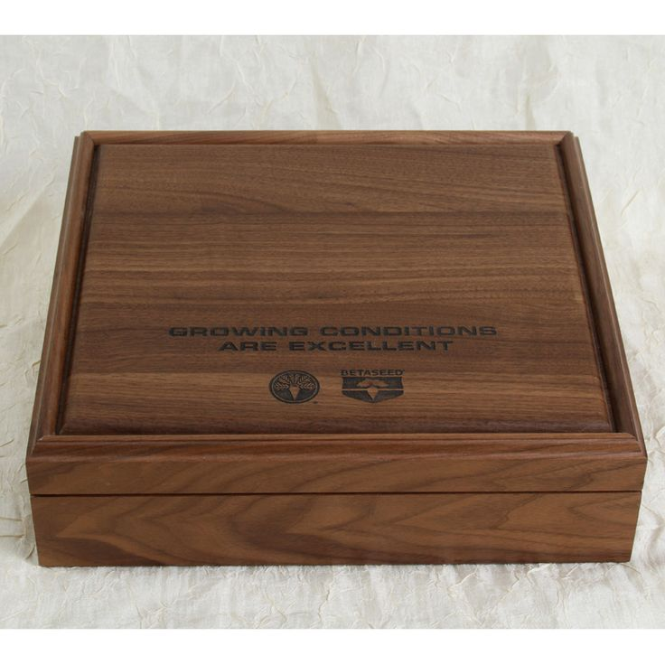 Custom Wooden Boxes for product packaging, displays & more.