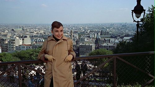 montmartre by day.  I wish I had gone.