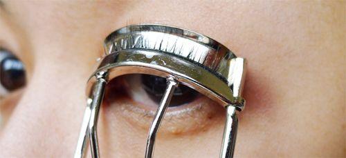 Make eyelashes longer and thicker