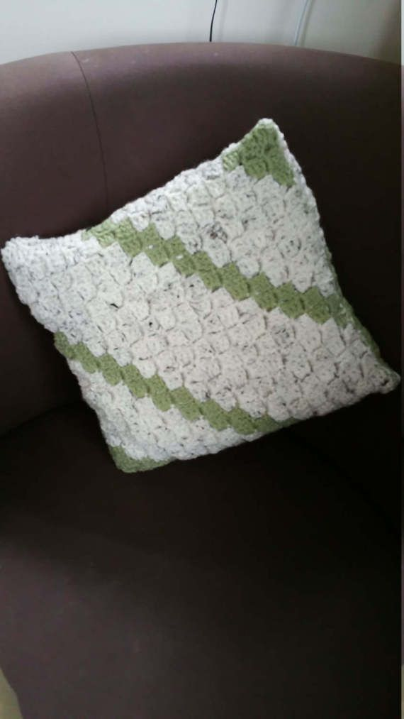 Hey, I found this really awesome Etsy listing at https://www.etsy.com/uk/listing/517175063/crochet-cushion-cover-with-filling