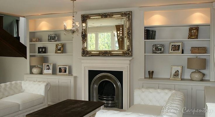 The 42 Best Images About Alcove Cabinets And Shelving On