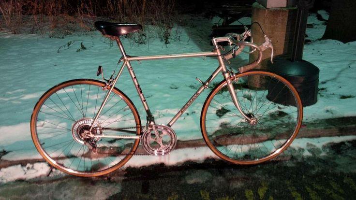 Quentin's Ride for La Bici classica