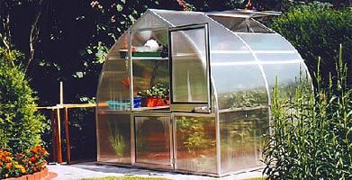 Good article on different types greenhouses