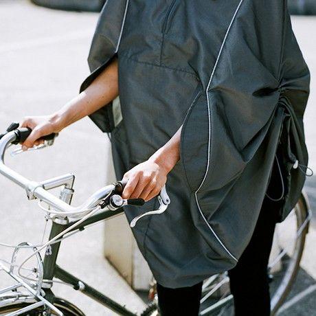 biking raincape  - Sb von Iva Jean