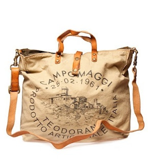 Reuse Shopping Bag, Maybe I wouldn't forget this one at home:)
