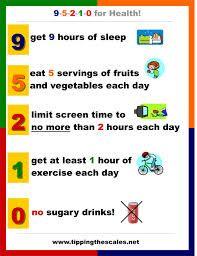 Tips for kids good health