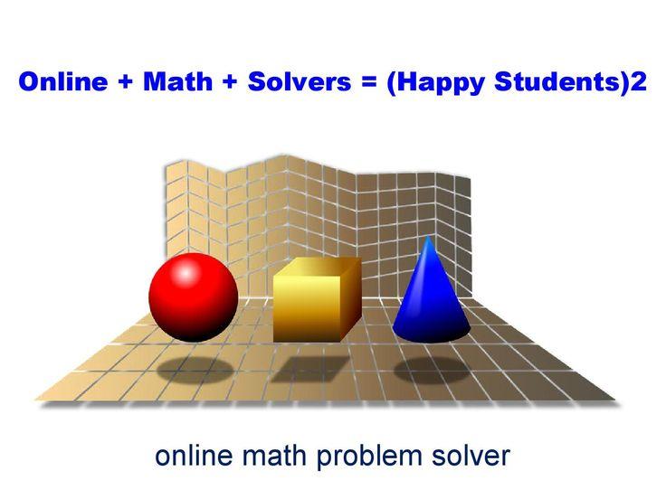 best online math problem solver images math the online math solvers happy students 2