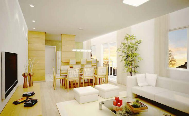Confira aqui várias ideias de decoração de sala conjugada para se inspirar.Saiba mais sobre o que são salas conjugadas e as suas vantagens.CLIQUE AQUI