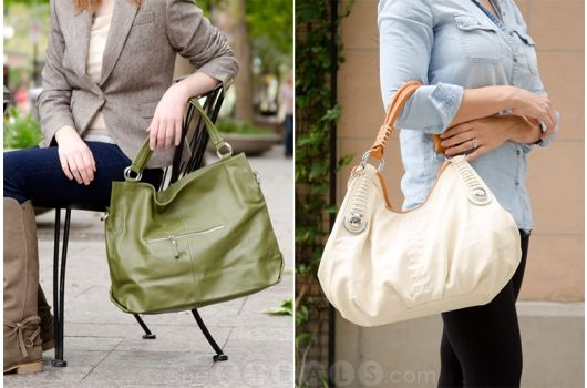 See these & other Donna Bella Designs Leather Handbags on She Steals.com NOW before they're GONE! http://she.steals.com/daily/deal/id/3005962/donna-bella-handbags