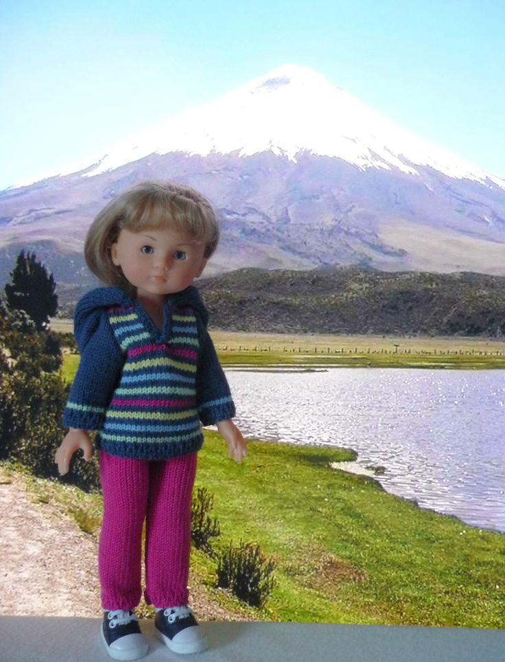 Tuto du jogging pour poupée de 33 cm - volcan cotopaxi (3)