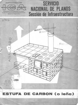 Resultado de imagen para como hacer una estufa de leña ecologica