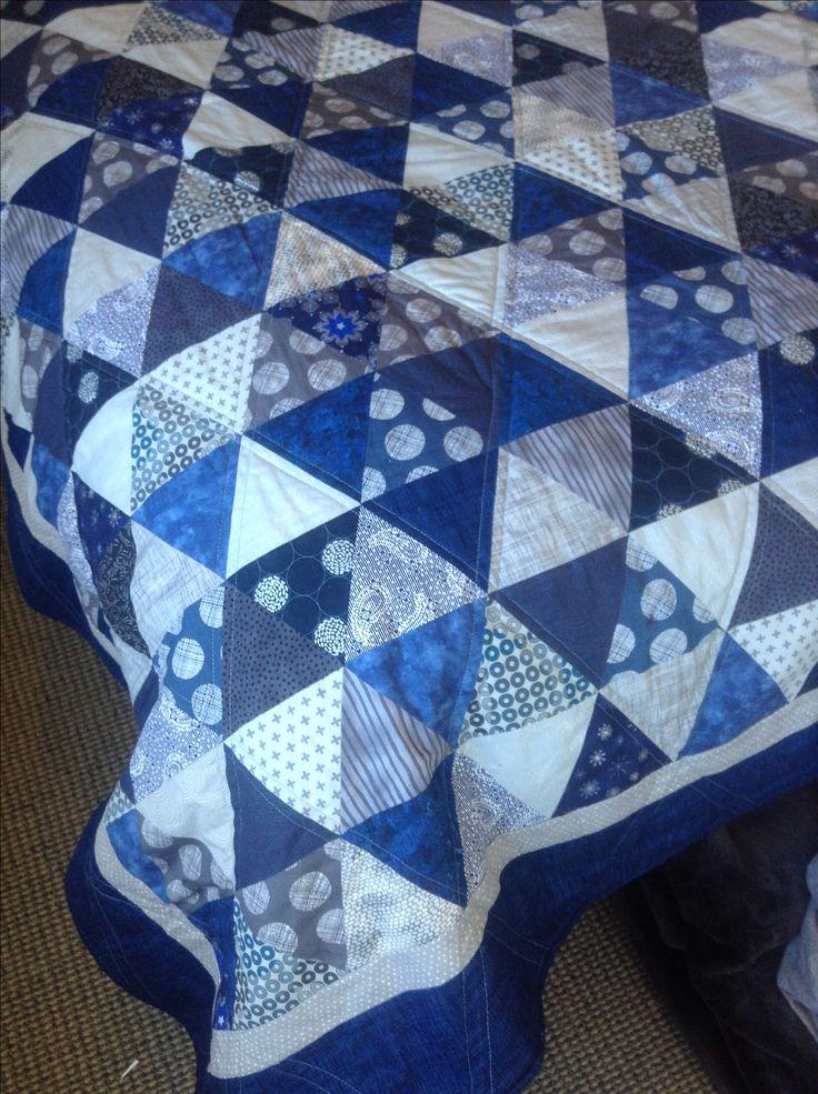 Ryan's new quilt