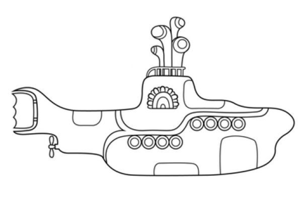 Free Submarines Coloring Pages Coloring Pages Coloring Pages For Kids Submarines