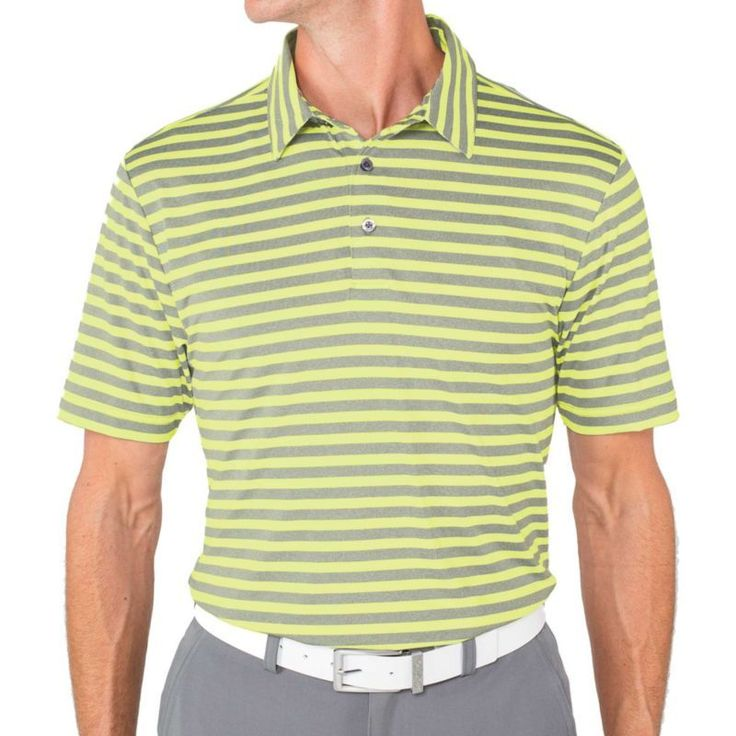 Arnold Palmer Men's Bay Hill Golf Polo, Size: Medium, Green