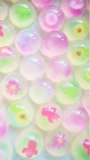 Japanese sweets candy. 銘菓創庵 新月