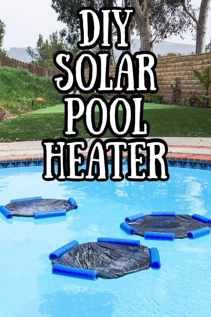 Diy Solar Pool Heater In 2020 Diy Pool Heater Solar Pool Heater Diy Solar Pool Cover
