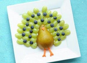Creatief met groente en fruit