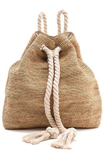 sac avec cordon