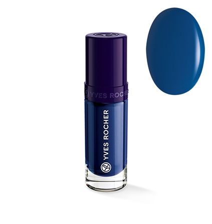Yves Rocher Botanical Color Nail Polish - Heavenly Blue - Yves Rocher Botanical Color Nail Polish – Heavenly Blue Looking for shiny and vibrant colors? Discover our new 50 Nail Polish shades! Nature is a nail artist, revealing and magnifying its most beautiful creations.Bright, vibrant colors and intense shine, varied in the infinite richness of the botanical world to satisfy any desire. Beyond the color: a formula enriched with Elemi resin and a new brush for a perfec