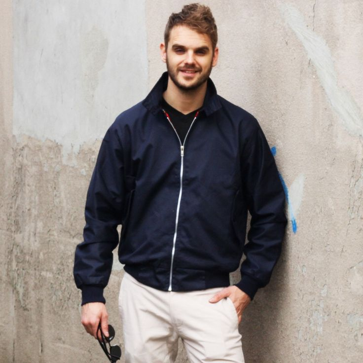 Bomber jacket blue http://mymenfashion.com/bomber-jacket-blue.html