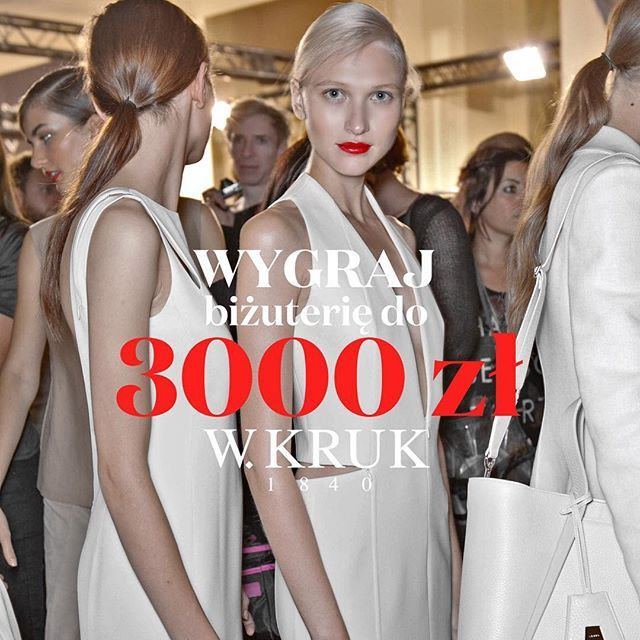 Zostało tylko kilka godzin by wziąć udział w konkursie @wkruk1840! Do wygrania jest biżuteria do 3000 zł  wystarczy dodać zdjęcie w białej stylizacji na swój Instagram oznaczyć je: #wbielicidotwarzy #ellewedding #ślubwkruk @wkruk1840. Napisz o jakiej biżuterii ślubnej z kolekcji @wkruk1840 marzysz. Wybierzemy najlepsze zdjęcie. Szczegóły na naszej stronie. #konkurs  via ELLE POLAND MAGAZINE OFFICIAL INSTAGRAM - Fashion Campaigns  Haute Couture  Advertising  Editorial Photography  Magazine…