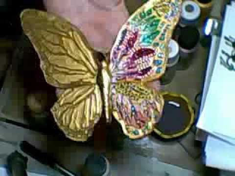 My new Butterfly