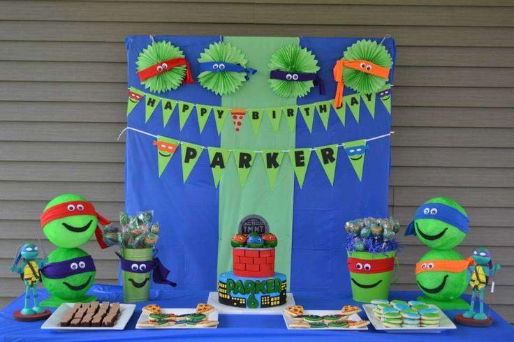 Parker's 6th birthday | CatchMyParty.com