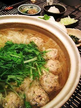 秋刀魚のつみれ鍋