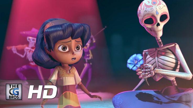 """CGI 3D Animated Short: """"Dia De Los Muertos"""" - by Whoo Kazoo"""