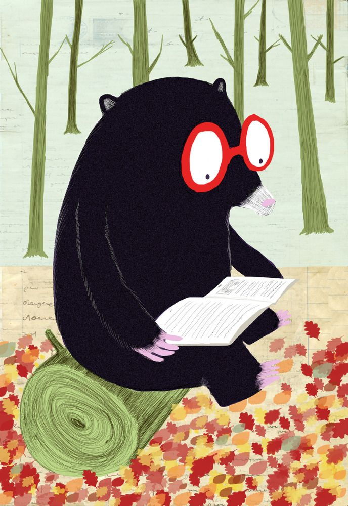 americanchickens:  Illustrator crush: Nadia Shireen.