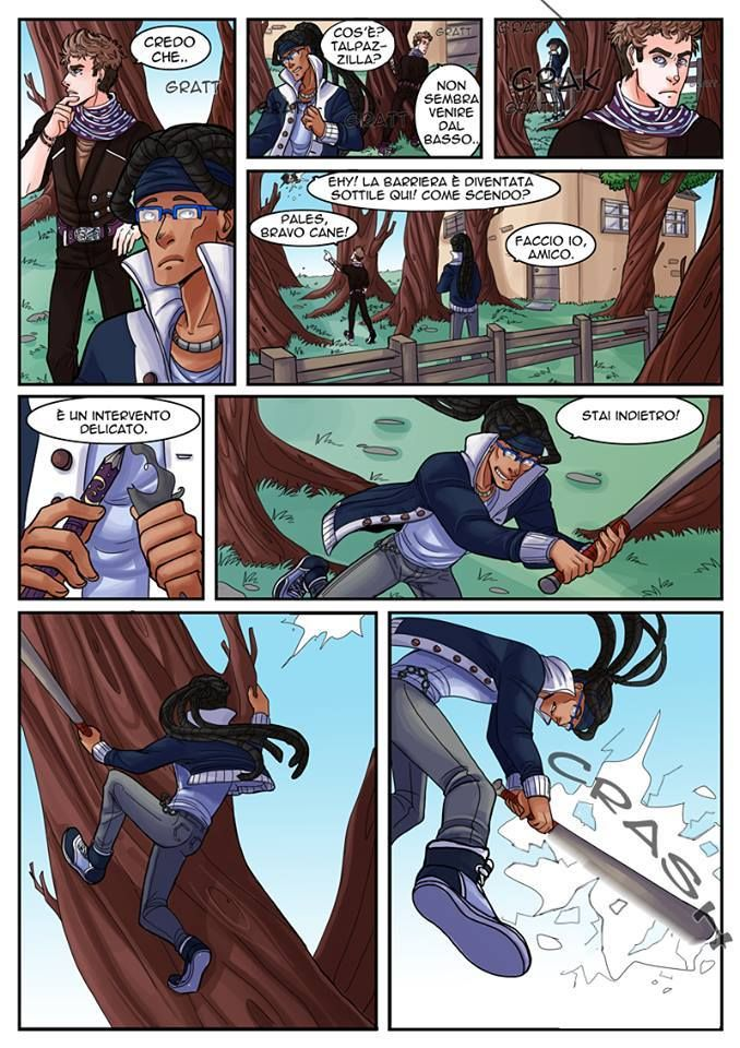 Morpheus dreams pag17 - Mithril ArtMithril Art