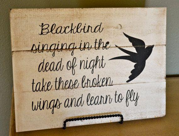 Blackbird (The Beatles) - Wikipedia