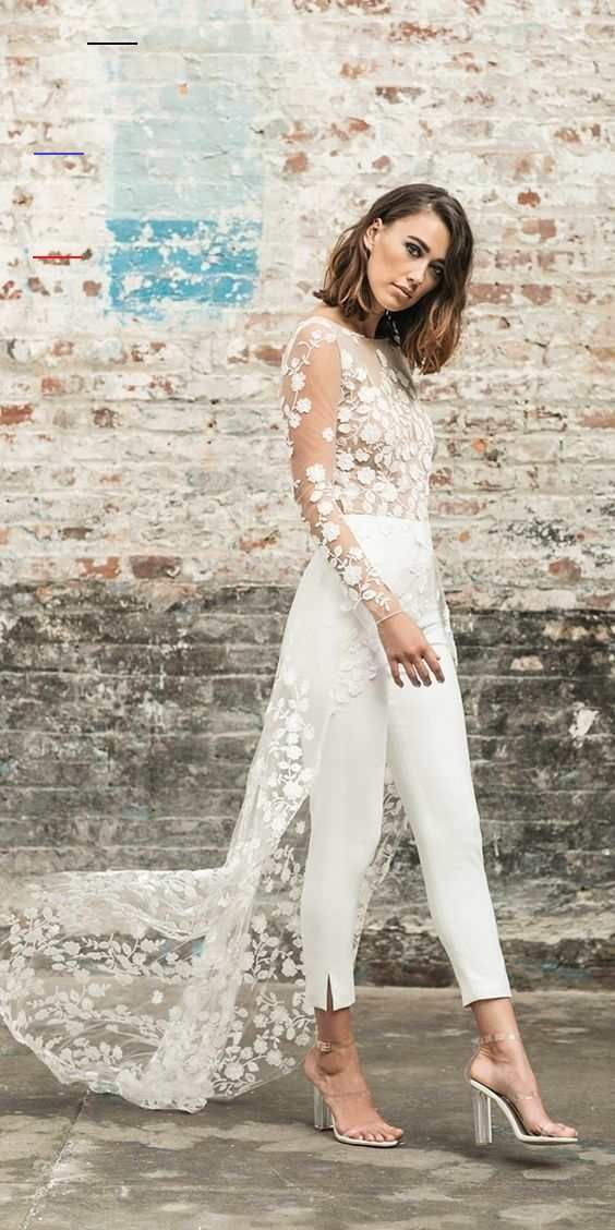 Nikah Elbisesi Nikah Icin Elbise Modelleri Elbisemodelleri In 2020 Hochzeitskleid Hosenanzug Braut Brautkleid
