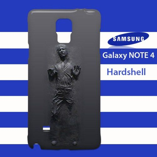 Han Solo Frozen Door Decal Star Wars Samsung Galaxy Note 4