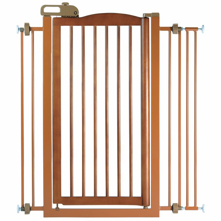 Have To Have It Richell One Touch Tall Pet Gate Autumn