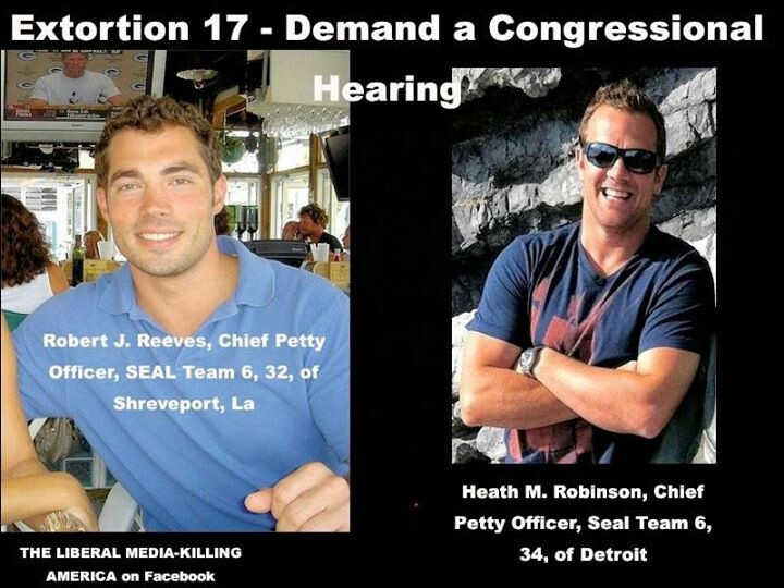 Demand It ,for Seal Team 6!!! | Extortion 17 - Seal Team 6 | Seal