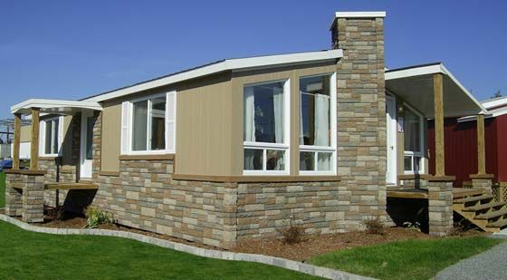 alfa img showing mobile home exterior remodeling ideas