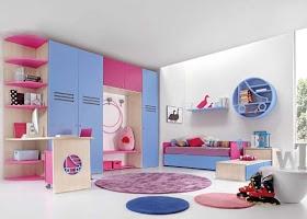 Sporty Teen Girls Rooms