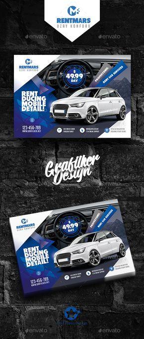 29 best Diseño gráfico automotriz images on Pinterest Business - auto detailing flyer template