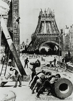 building the Eiffel tower...Check us out with Photo of the Day on KCPT/PBS:http://www.exploremykc.com/photos