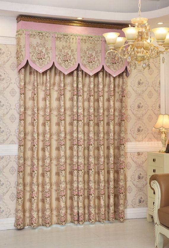 Las 25 mejores ideas sobre cortinas de la sala de comedor for Cortinas en comedor