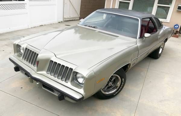 Librarian Driven: 1973 Grand Am 7.4L V8 #MuscleCars #Pontiac - http://barnfinds.com/librarian-driven-1973-grand-7-4l-v8/
