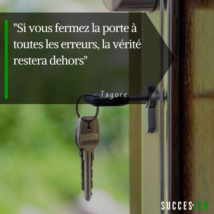 Nous apprenons de nos #erreurs, c'est bien connu. Les #échecs conduisent au #succès #zen #entrepreneur #bien_être