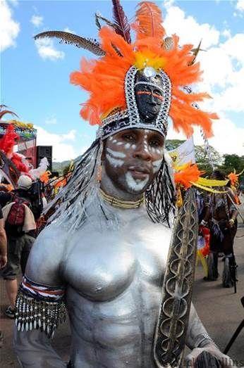 Trinidad and Tobago Carnival ♥: