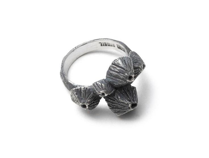 Barnacle cluster ring by Emgee