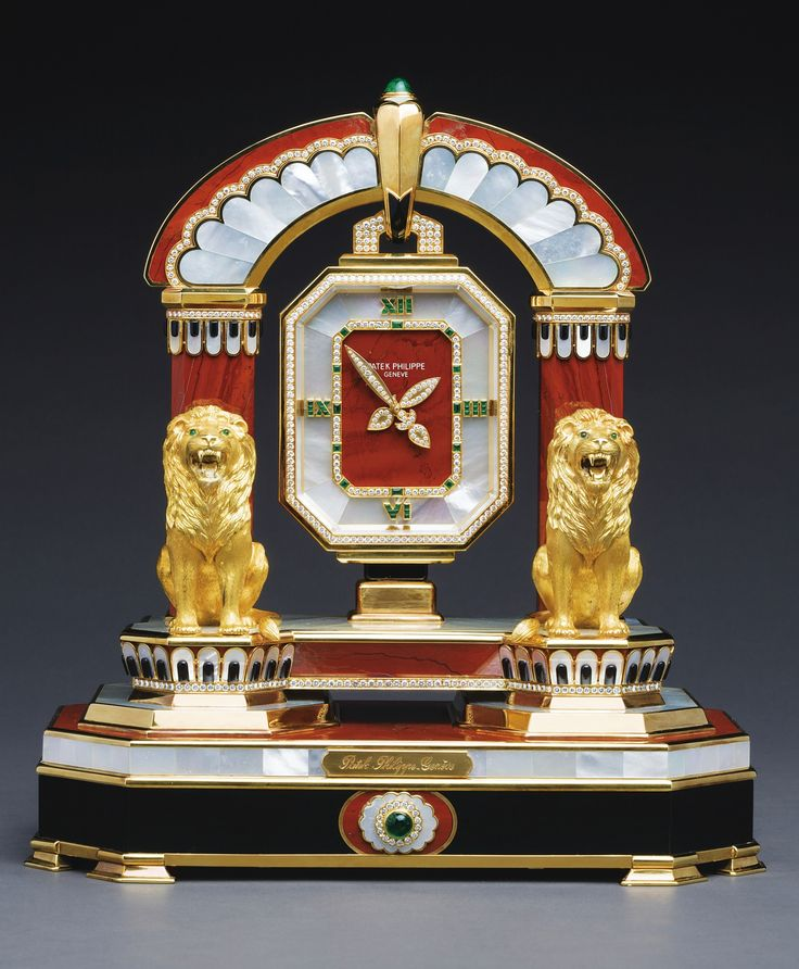 """Patek Philippe """"The Ruling Lions"""" 