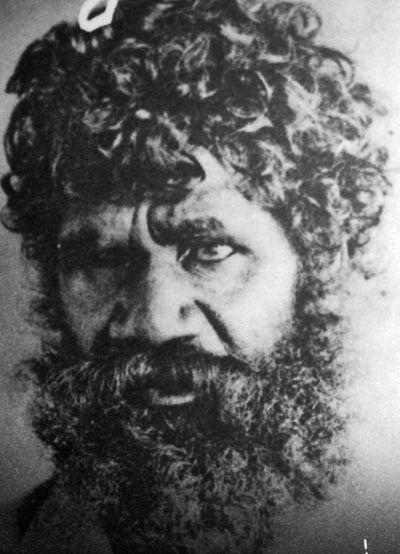 Jacky Underwood, Bushranger