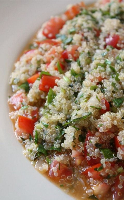 Quinoa Tabouli (I'm on a quinoa tangent today - love the stuff...)Foodies, Classic Delicious, Quinoa Tabouli, Healthy Eating, Nutmeg Nanny, Eating Wayyyi, Quinoa Tabbouli, Tabouli Vegan, Quinoa Tabouleh Delicious