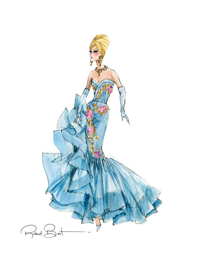 17 Best images about robert best barbie sketches on Pinterest ...